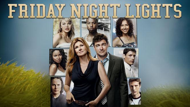 Netflix box art for Friday Night Lights - Season 2