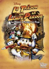 Le trésor de la lampe perdue : La Bande à Picsou - le film