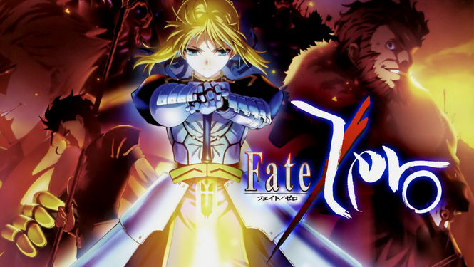 Netflix Box Art for Fate/Zero - Season 1