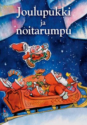 Joulupukki Ja Noitarumpu Shamaani