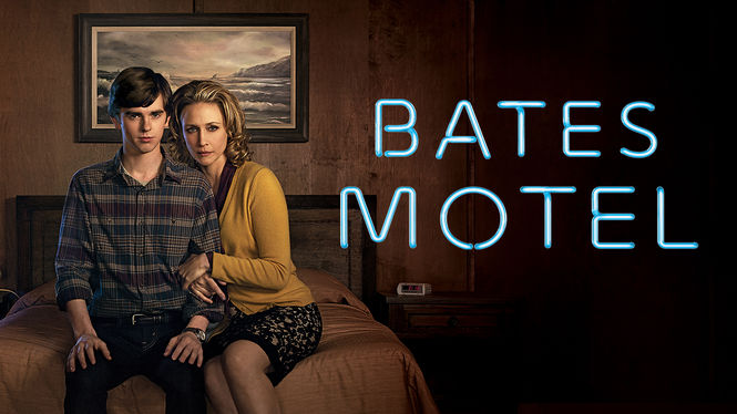 Netflix box art for Bates Motel - Season 1