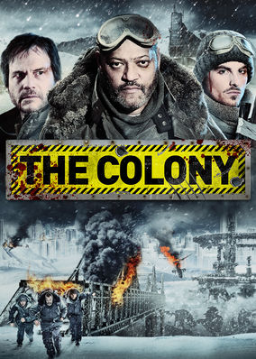 Netflix Box Art for Colony, The