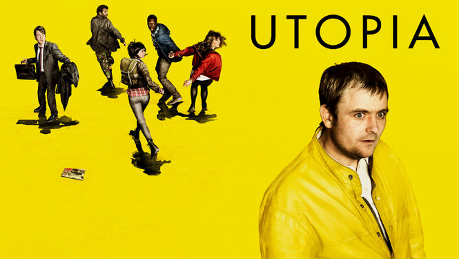 Netflix Box Art for Utopia - Season 1