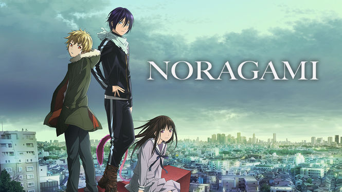 Netflix Box Art for Noragami - Season 1