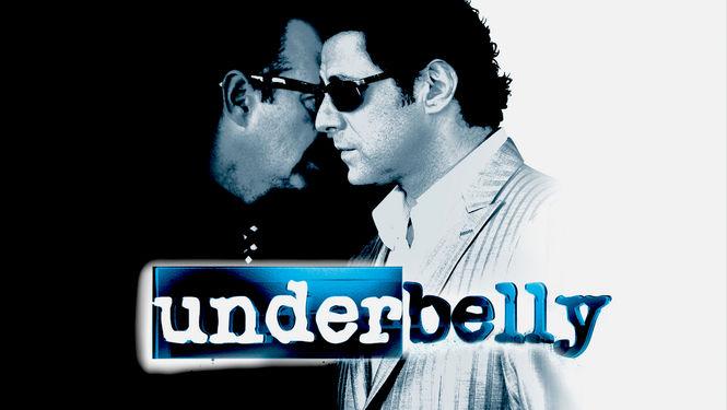Netflix box art for Underbelly - Season 1