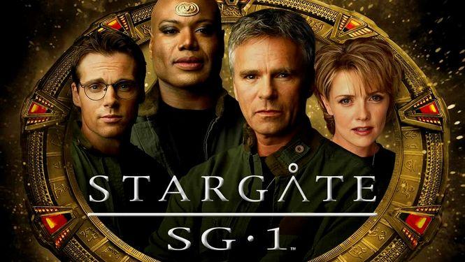 Is Stargate SG-1 Season 8 (1997-2006) on Netflix Portugal