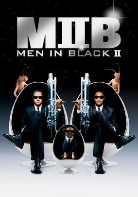 Netflix box art for Men in Black II