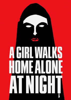 Box art for A Girl Walks Home Alone at Night