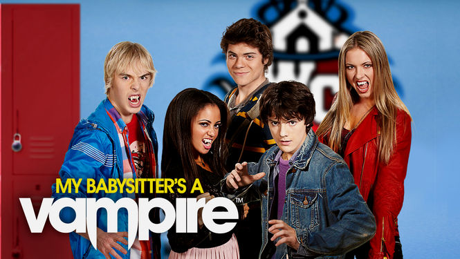 Watch My Babysitter S A Vampire On Netflix Usa