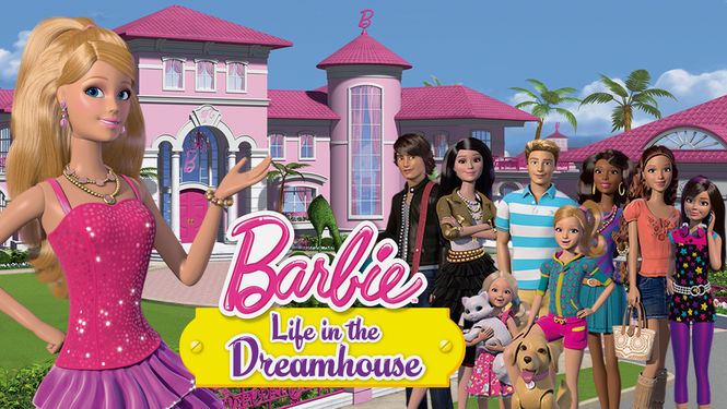 Barbie life in the dreamhouse 2013 on netflix canada for Barbie vie dans la maison de reve