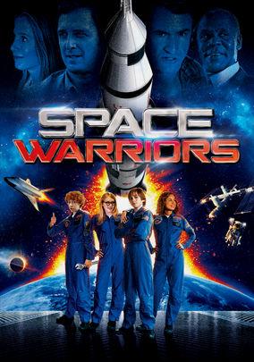Netflix Box Art for Space Warriors