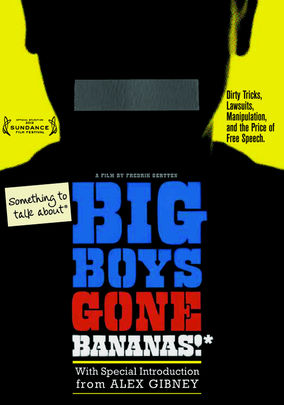 Netflix Box Art for Big Boys Gone Bananas!*