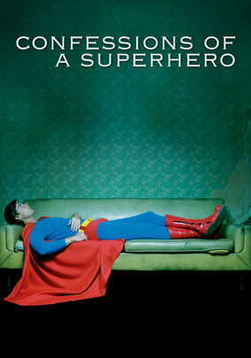 Netflix box art for Confessions of a Superhero