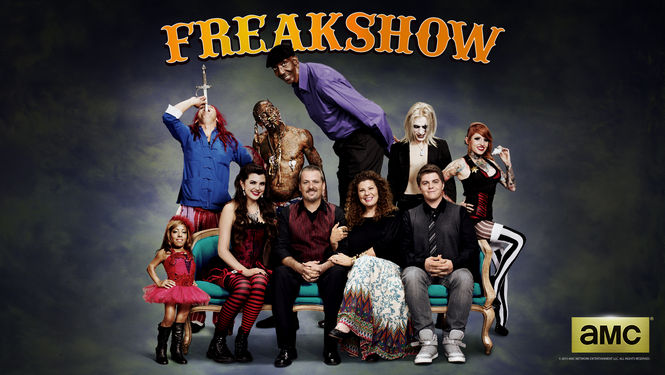 Netflix Box Art for Freakshow - Season 1