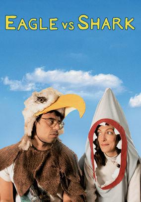 Netflix box art for Eagle vs. Shark