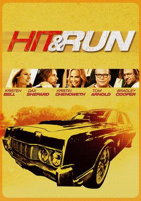Netflix box art for Hit & Run
