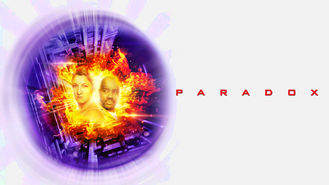 Netflix Box Art for Paradox