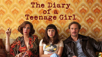 Is The Diary of a Teenage Girl on Netflix?
