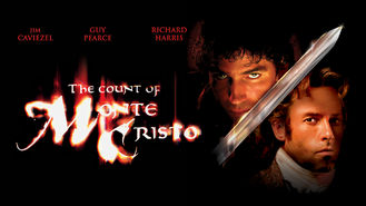 Is The Count of Monte Cristo on Netflix Costa Rica?
