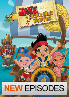 Jake and the Never Land Pirates - Season 3