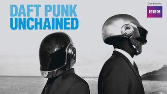 Netflix box art for Daft Punk Unchained