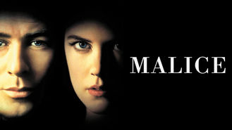Netflix box art for Malice