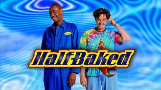 Netflix box art for Half Baked