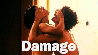 Netflix box art for Damage