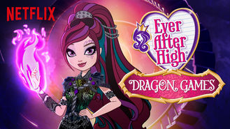 Netflix Box Art for Ever After High - Season Welcome to Ever After High