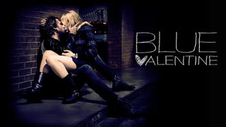 Netflix box art for Blue Valentine