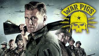 Netflix box art for War Pigs