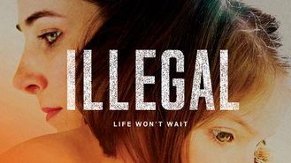 Netflix box art for Illegal