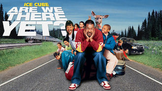 Netflix box art for Are We There Yet?