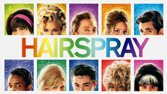 Netflix box art for Hairspray