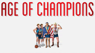 Netflix box art for Age of Champions