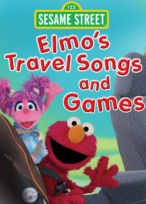 Sesame Street: Elmo's Travel Songs and...