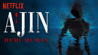 Netflix box art for AJIN: Demi-Human - Season 1