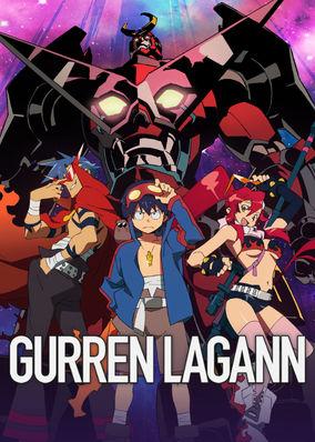 Gurren Lagann - Season 1