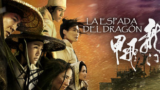 Is Flying Swords of Dragon Gate on Netflix?